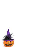 ハロウィンのカボチャ飾り