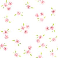 薔薇パターン