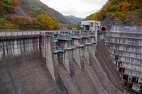 利根川の治水と首都圏への利水を司る薗原ダム