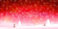 クリスマス 雪 冬 背景