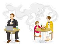 受動喫煙 公共空間