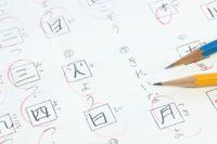 国語の宿題(テスト)