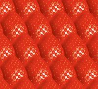イチゴのイラストの背景