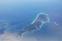 空撮 新島