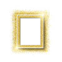 ゴールドフレーム