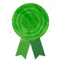 新緑 緑 春 アイコン