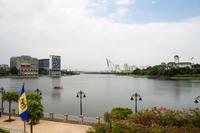 プトラジャヤの人造湖