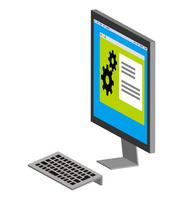 デスクトップPC アイコン