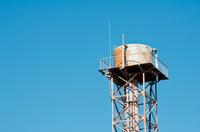 古い給水塔
