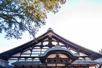 東福寺の庫裡