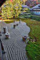 東福寺の東庭