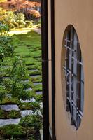 東福寺の北庭