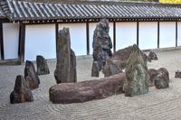 東福寺の南庭