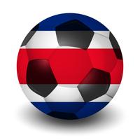 コスタリカ サッカー 国 アイコン
