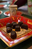 おいしそうなチョコレート