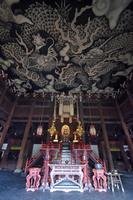 建仁寺の法堂の天井画