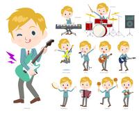 school boy White_pop music