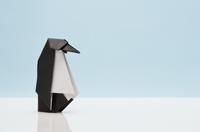 折り紙のペンギン