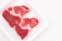 牛肩ロースステーキ(生肉)