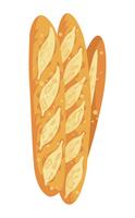 フランスパン 束