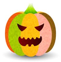 ハロウィン かぼちゃ 秋 アイコン