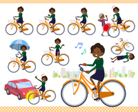 flat type business black women_city cycle