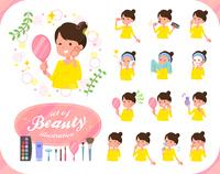 flat type Pregnant women_beauty