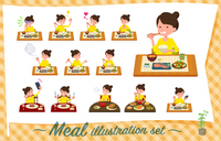 flat type Pregnant women_Meal