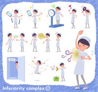 flat type Nurse women_complex