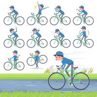 flat type Delivery women_road bike