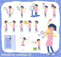 flat type Childminder women_complex