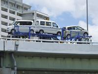 陸送積載車