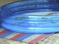 子供の水浴び用のビニールプール