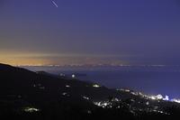 相模湾夜景