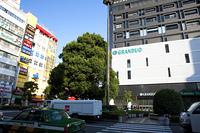 蒲田駅西口ロータリー