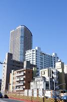 武蔵小杉のマンション群