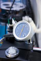 手術室にある圧力計