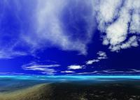 宇宙荒野と自然