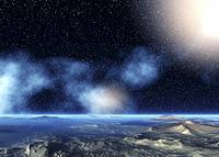 惑星から見た宇宙