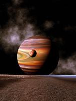 惑星と宇宙
