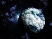 銀河と地球