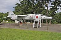 金木散歩・芦野公園 航空自衛隊T-2超音速高等練習機