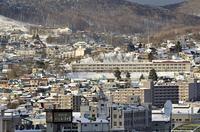 小樽市眺望