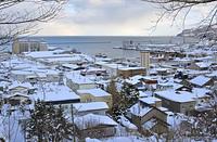 小樽港眺望