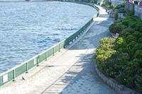 隅田川河畔
