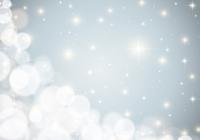 キラキラに輝く星の背景