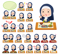 Nun women_Meal