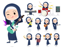 Nun women_pop music