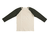 子供用の長袖シャツ