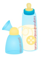 搾乳器 電動 哺乳瓶